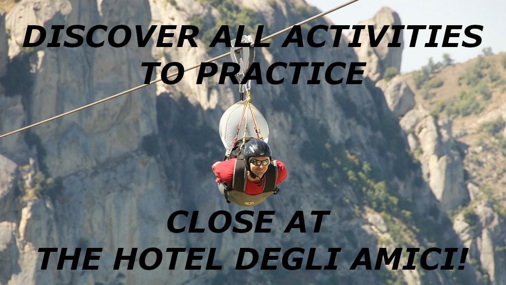 hotel-degli-amici-artena-attività